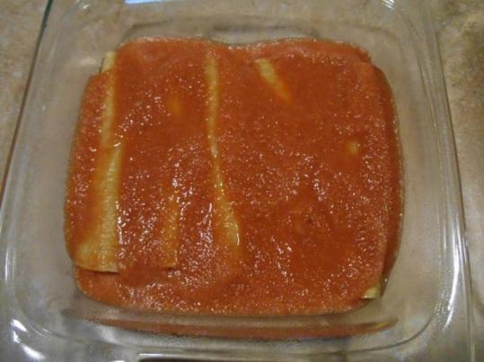 9 sauce in pan
