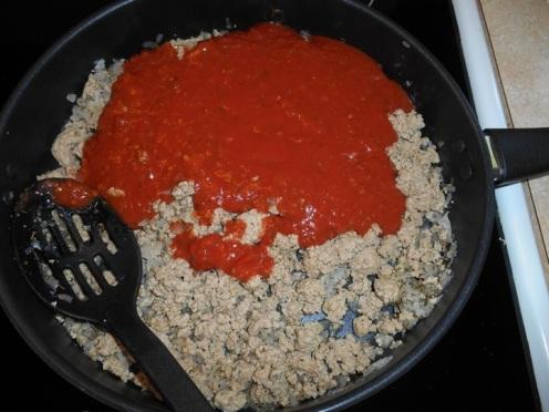 6 add sauce