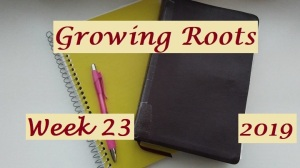 Growing Roots wk 23