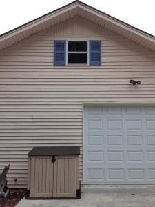 attic shutters